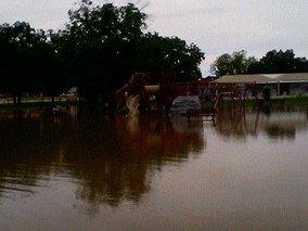 Flood Bridgeport Park 2015