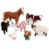 Traditional Farm Animals