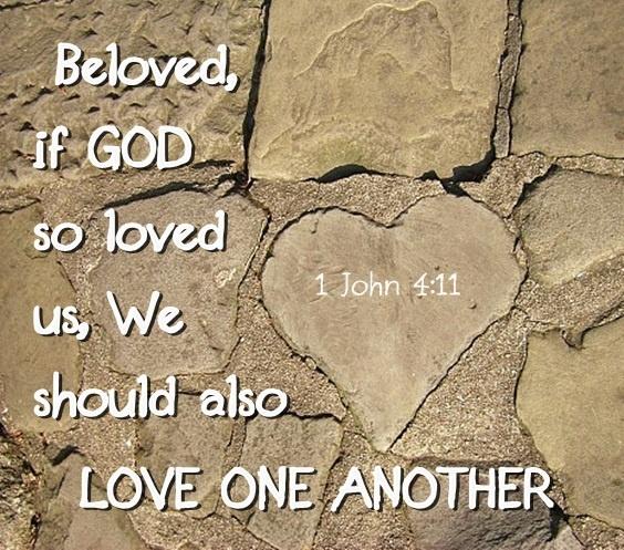 1 John 4.11