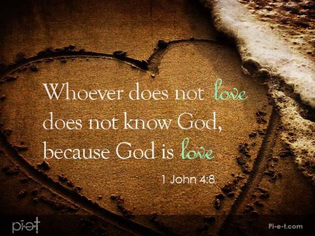 1 John 4.8
